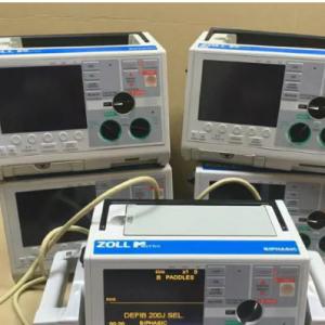 تجهیزات پزشکی الکتروشوک زول Zoll m series