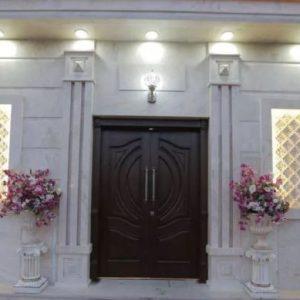 ازدواج آسان تالار پذیرایی عروسی مجلل قصر امیران ری