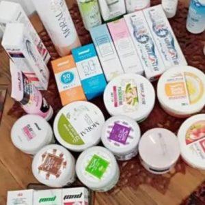 فروش لوازم آرایشی و بهداشتی