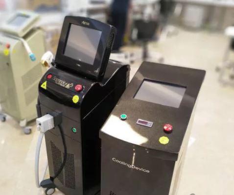 فروش پلاتینیوم دستگاه پلاس لیزر