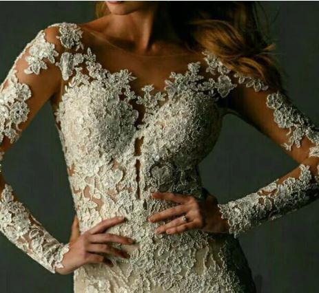 لباس عروس ژورنالی