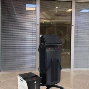 فروش دستگاه دایود لیزر موی زائد الکس تیتانیوم 2021