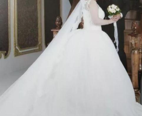لباس عروس جدید شیک مزون دوز سفارشی